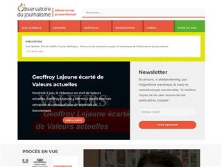 Observatoire du Journalisme