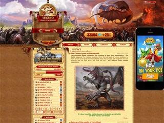 Légende : La Guerre des Dragons