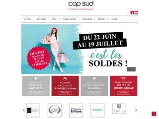 Centre commercial Cap Sud