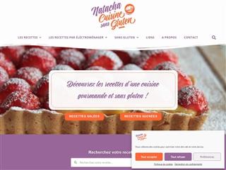 Natacha cuisine sans gluten