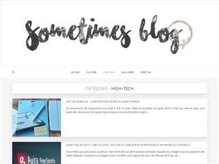 Iweblog : High-tech