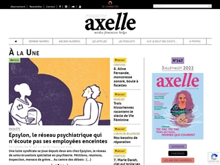 Axelle Magazine