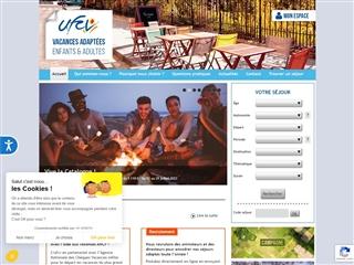 UFCV - Vacances Adaptées