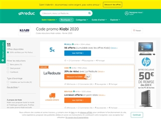 Ma-reduc.com : Kiabi
