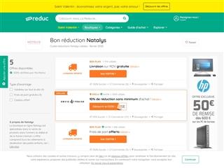 Ma-reduc.com : Natalys