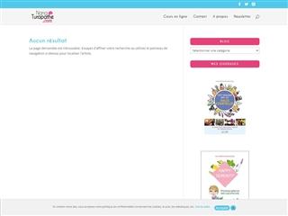 Nana Turopathe : L'Atelier Cosmeto et DIY