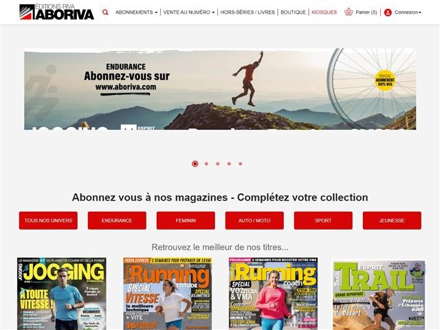 AboRiva : Editions Riva, Riva Corporate et Lerosa