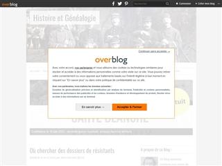 Histoire et Généalogie