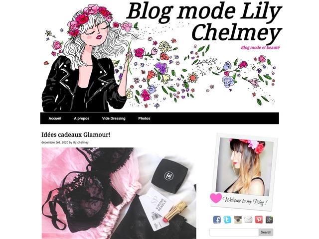 Blog Mode Lily Chelmey