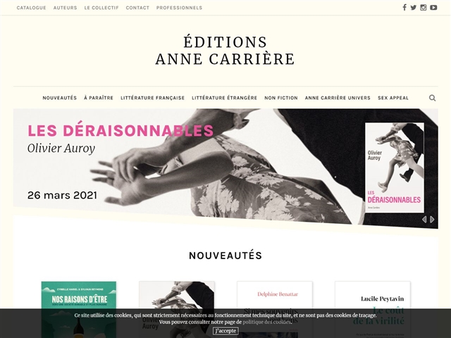 Anne Carrière