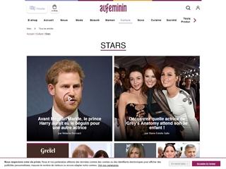 Au Féminin : News Stars