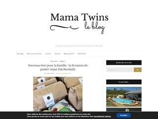 Mama Twins : Repas