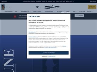 Le Figaro Madame : Astro