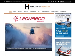 Helicopter Industry