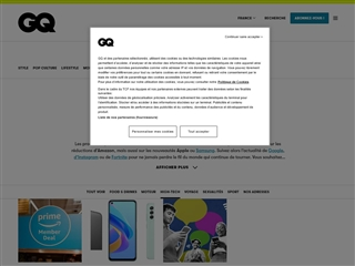 GQ : High-tech