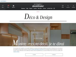 Madame Figaro : Déco - Design