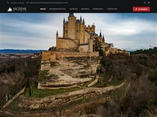 Alcázar de Ségovie