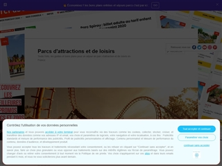 Parc Attraction Loisirs