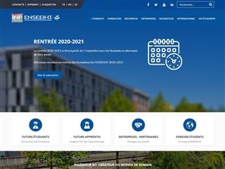 École nationale supérieure d'électrotechnique, d'électronique, d'informatique, d'hydraulique et des télécommunications (ENSEEIHT)