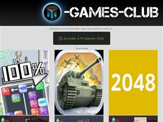 M Games Club