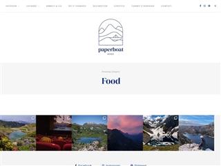Paperboat : Food
