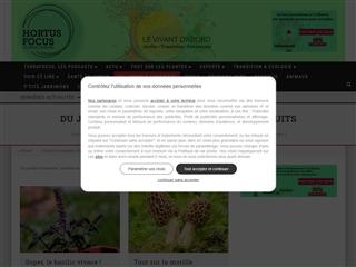 Hortus Focus : Recettes du Jardin à l'Assiette