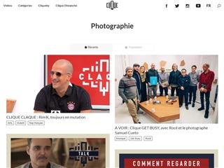 Clique.tv : Photographie