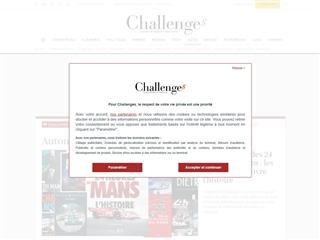 Challenges : Auto