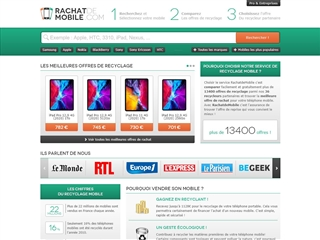 Rachat de Mobile.com