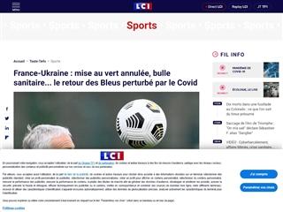 LCI : Sport