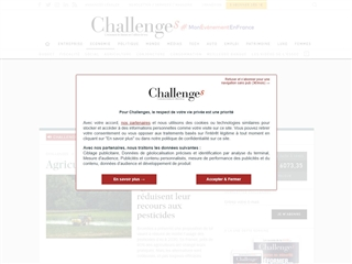 Challenges : Agriculture