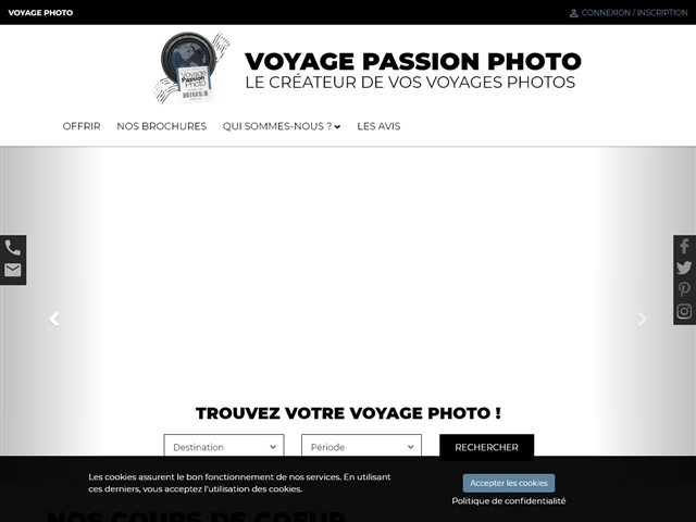 Voyage Photo Passion