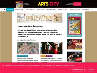 Arts in the City : Expositions du Moment