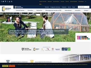 École Centrale de Nantes (ECN)