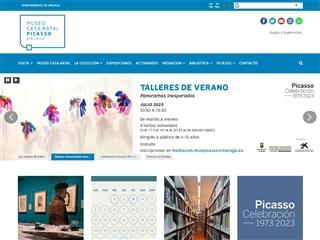 Fondation et maison natale Picasso