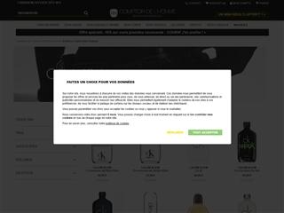 Comptoir de l'Homme : Calvin Klein