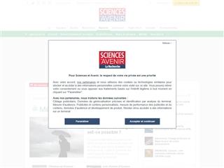 Sciences et Avenir : Météo
