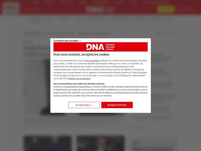 Dernières Nouvelles d'Alsace (DNA)