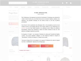 Videdressing.com : Hugo Boss