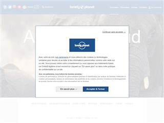 Lonely Planet : Afrique du Sud