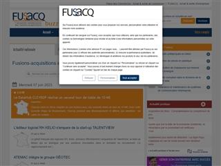Fusacq : Buzz