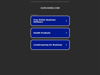 Darhanne : Lifestyle Ecoresponsable