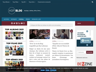 Hop-Blog : Cinéma