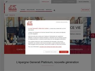 Generali : Assurance vie