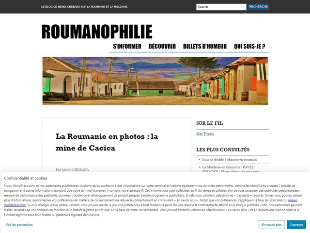 Roumanophilie