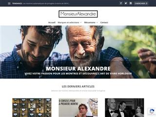 Monsieur Alexandre
