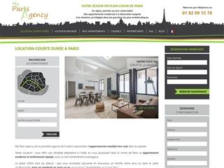 My Paris Agency