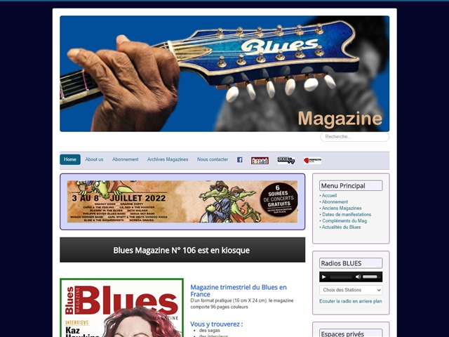 Blues Magazine