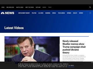 MSNBC : vidéos