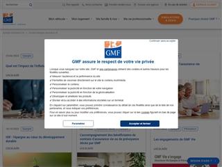 GMF : Assurance vie
